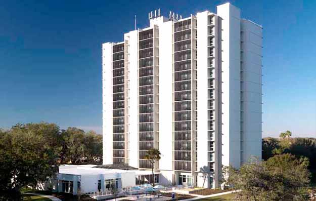 Vista 400 Downtown Tampa Senior Housing Community For